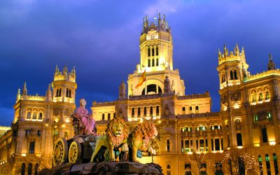 Este lunes arranca la primera Madrid Business Week