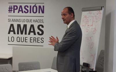 Este viernes concluyó la Madrid Business Week con Alex Arroyo