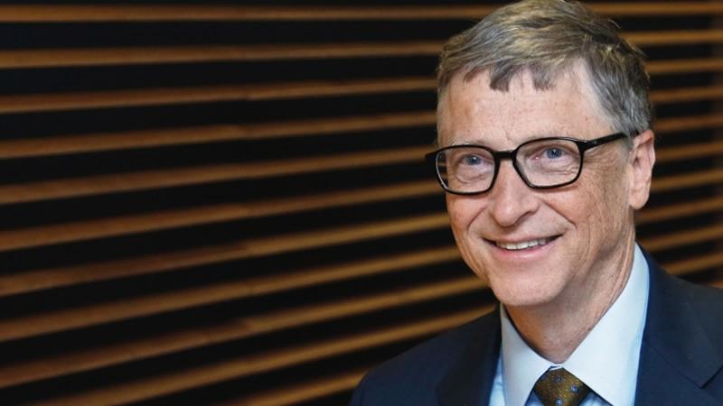 Bill Gates opina que los robots también deben pagar impuestos