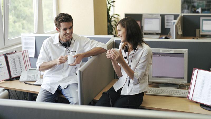 Tomar descansos ayuda a mejorar la eficiencia en el trabajo